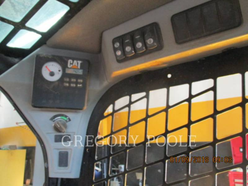 CATERPILLAR CARREGADEIRAS TODO TERRENO 259D N equipment  photo 19