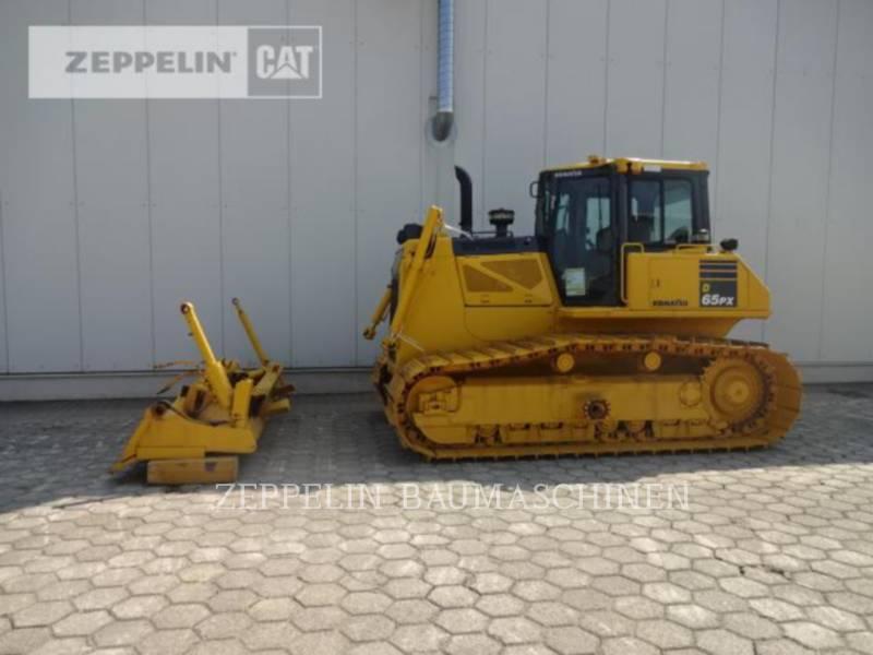 KOMATSU LTD. TRACTORES DE CADENAS D65PX equipment  photo 5