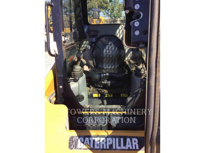 CATERPILLAR CARGADORES MULTITERRENO 247B3 equipment  photo 14