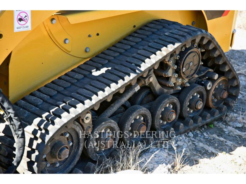 CATERPILLAR DELTALADER 247B3LRC equipment  photo 10