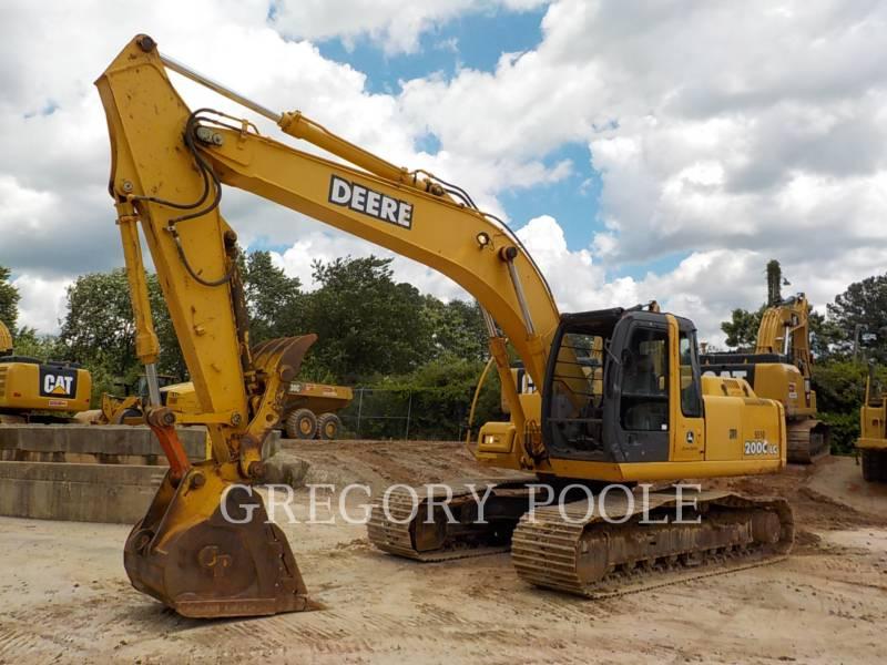 JOHN DEERE ESCAVADEIRAS 200C LC equipment  photo 1