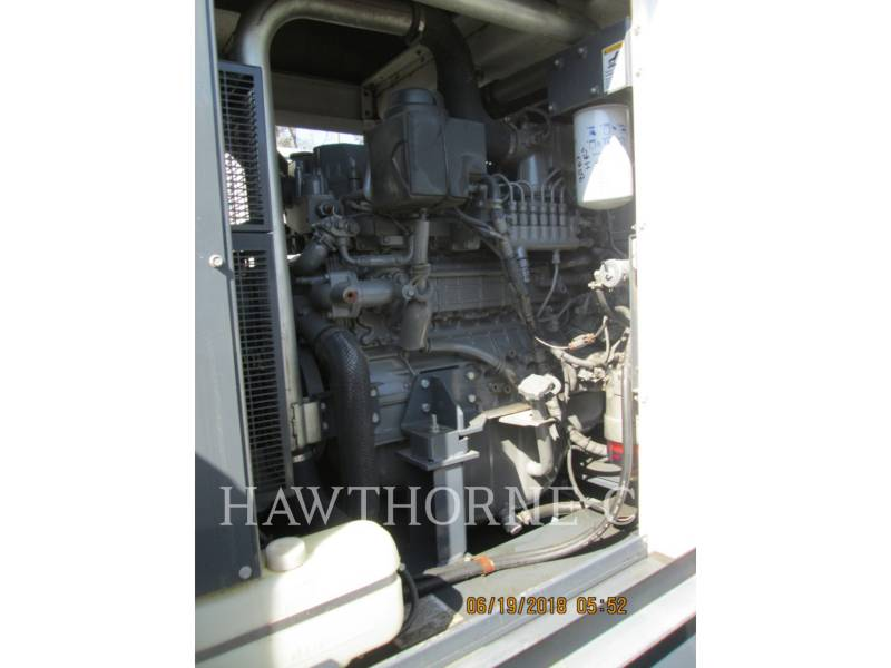 AIRMAN PORTABLE GENERATOR SETS (OBS) SDG150S equipment  photo 4
