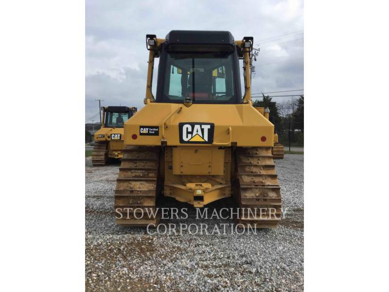CATERPILLAR ГУСЕНИЧНЫЕ ТРАКТОРЫ D6N XL SU equipment  photo 5
