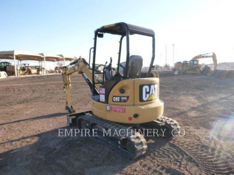 CATERPILLAR KETTEN-HYDRAULIKBAGGER 303E OR equipment  photo 3