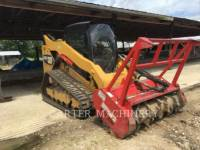 Equipment photo CATERPILLAR 299D ACHF SKID STEER LOADERS 1