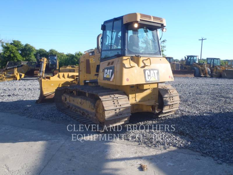CATERPILLAR TRACK TYPE TRACTORS D6K LGP equipment  photo 3