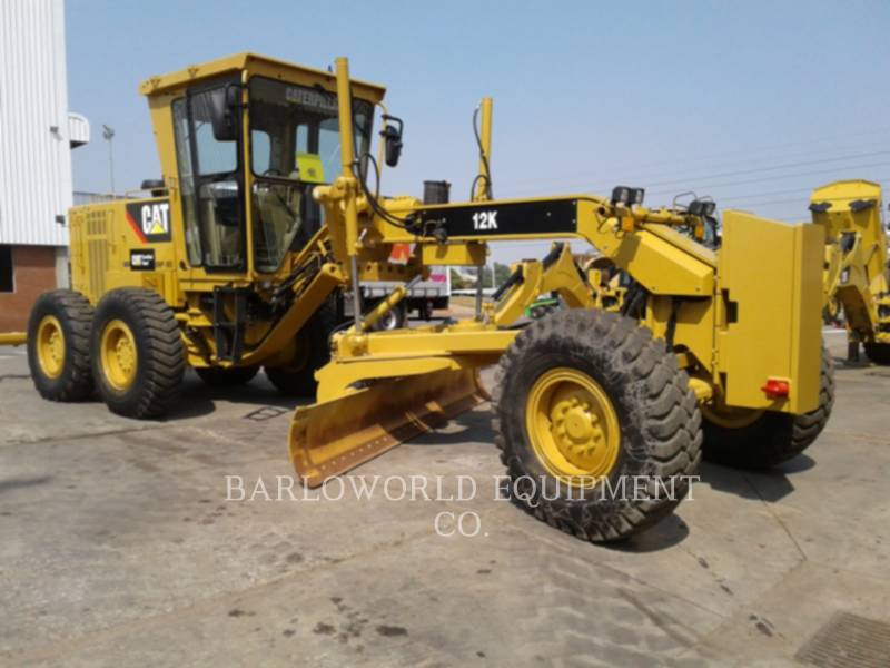 CATERPILLAR NIVELEUSES 12 K equipment  photo 1