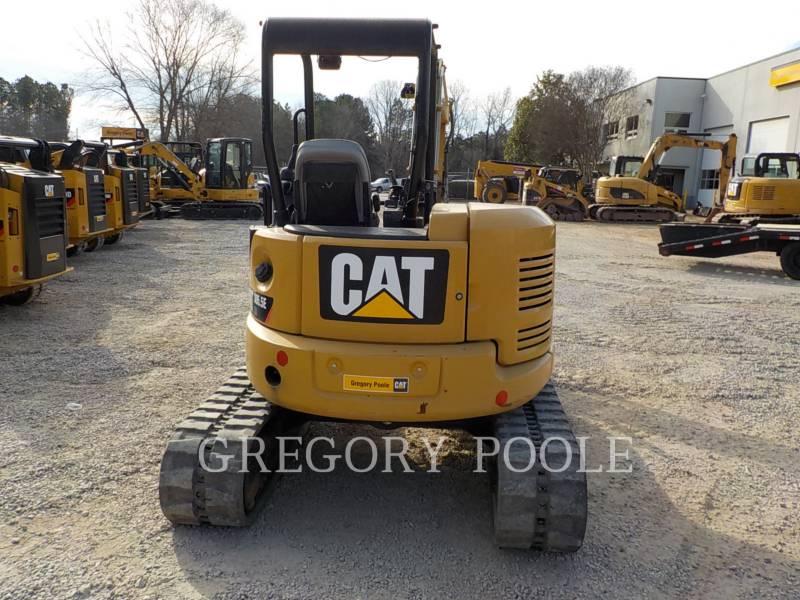 CATERPILLAR TRACK EXCAVATORS 305.5E CR equipment  photo 11