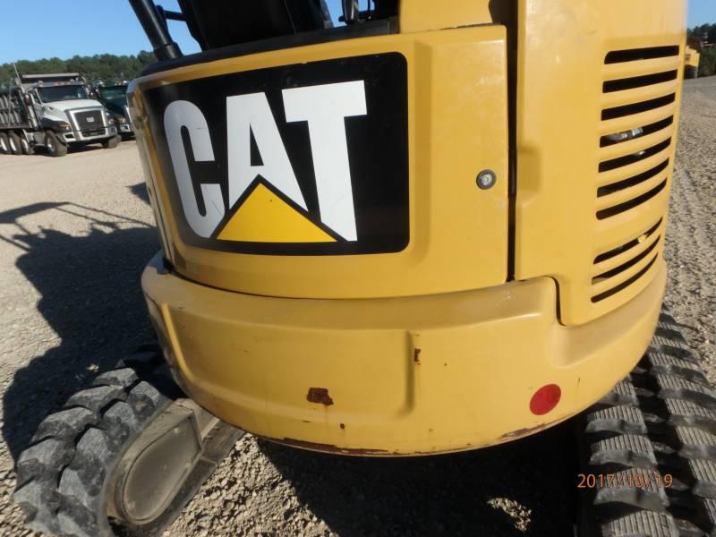 CATERPILLAR TRACK EXCAVATORS 304ECR equipment  photo 24