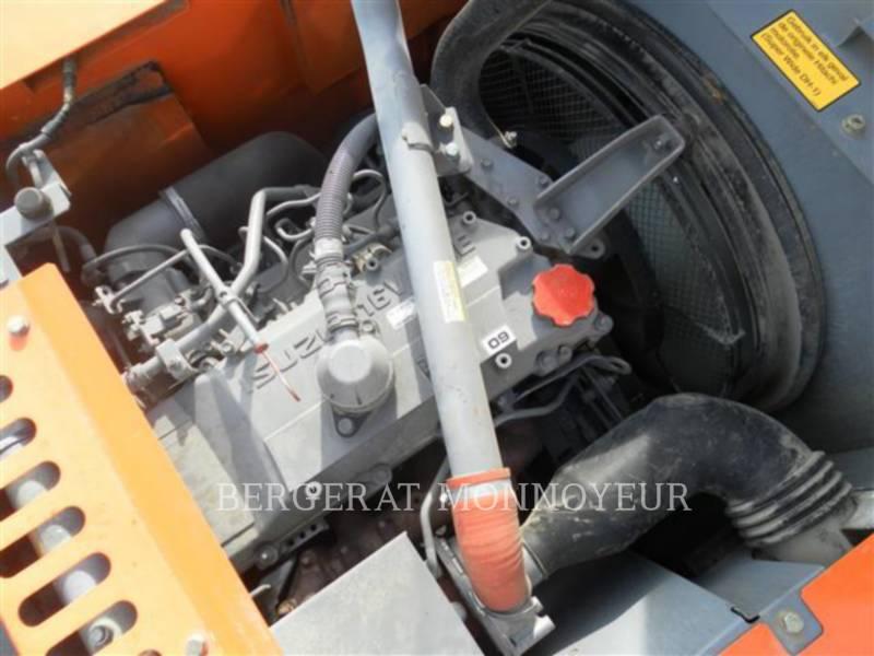 HITACHI KETTEN-HYDRAULIKBAGGER ZX280LC equipment  photo 10