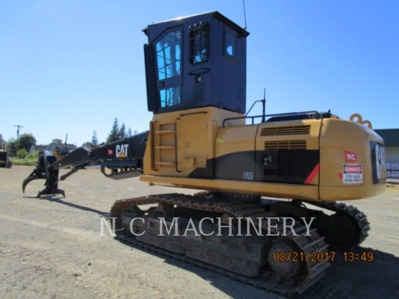 CATERPILLAR MACHINE FORESTIERE 320D FMLL equipment  photo 2