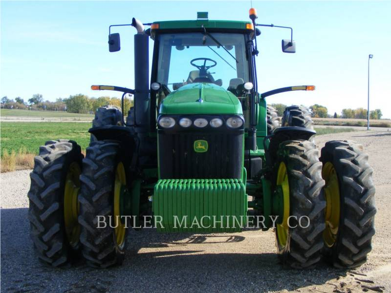 DEERE & CO. TRACTOARE AGRICOLE 8520 equipment  photo 1