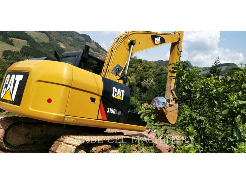 CATERPILLAR PELLES SUR CHAINES 313D2GC equipment  photo 1