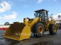 Equipment photo CATERPILLAR 950K PALE GOMMATE/PALE GOMMATE MULTIUSO 1