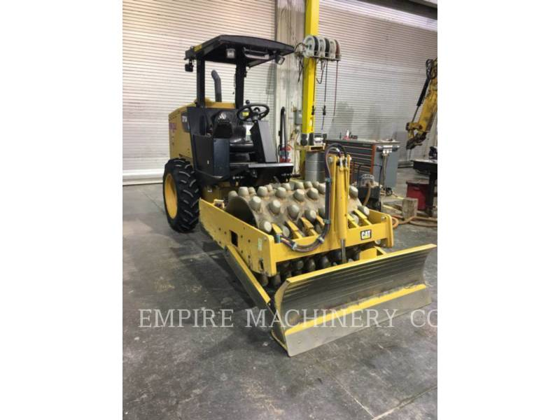 CATERPILLAR TRILLENDE ENKELE TROMMEL OPVULLING CP34 equipment  photo 2