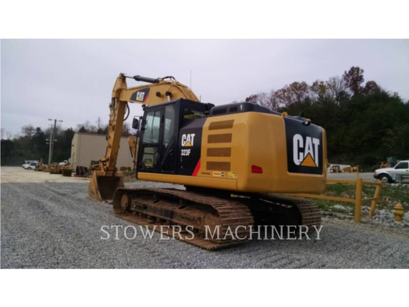 CATERPILLAR ESCAVADEIRAS 323F HAM equipment  photo 1