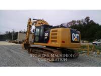 Equipment photo CATERPILLAR 323F HAM PELLES SUR CHAINES 1