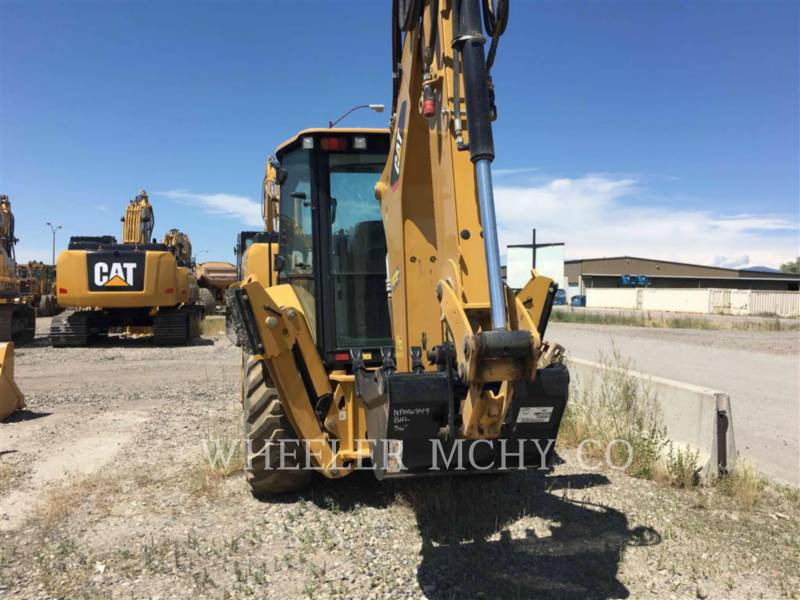 CATERPILLAR BAGGERLADER 420F2 E CF equipment  photo 6