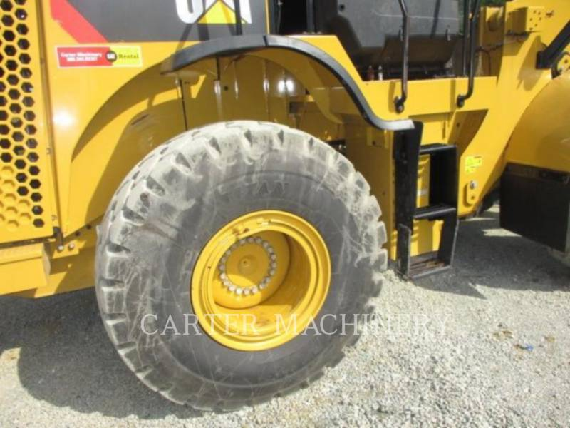 CATERPILLAR RADLADER/INDUSTRIE-RADLADER 950M 2V equipment  photo 12