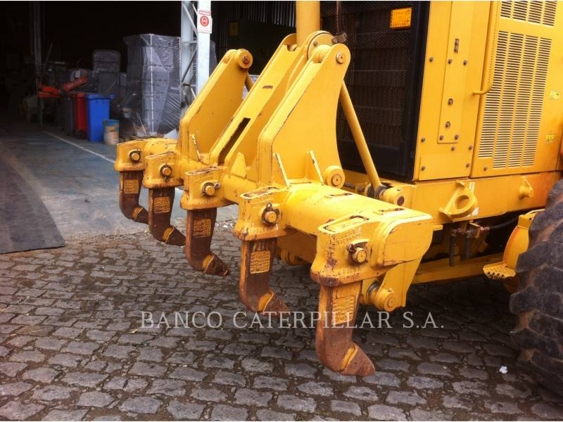 CATERPILLAR MOTOR GRADERS 140K equipment  photo 10