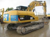 CATERPILLAR PELLES SUR CHAINES 323D equipment  photo 2