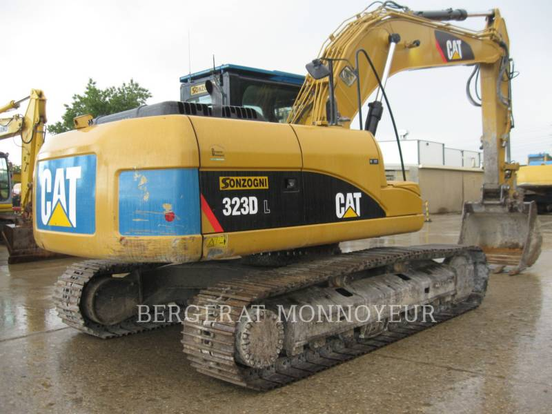 CATERPILLAR ESCAVADEIRAS 323D equipment  photo 2