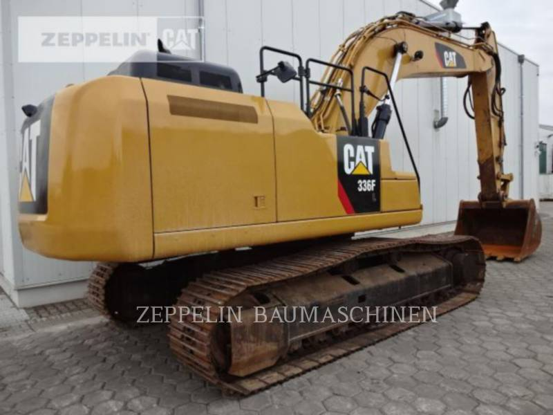 CATERPILLAR トラック油圧ショベル 336FLN equipment  photo 4