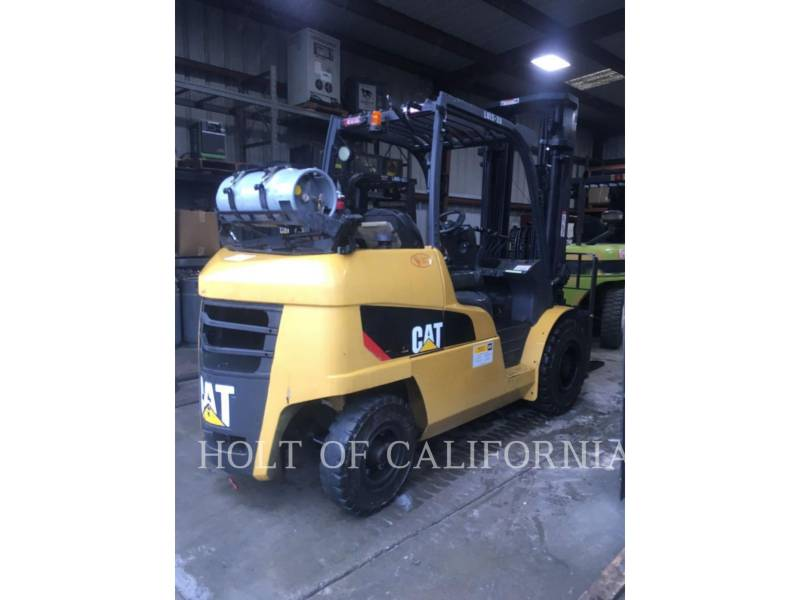 CATERPILLAR MITSUBISHI MONTACARGAS P12000-LE equipment  photo 3