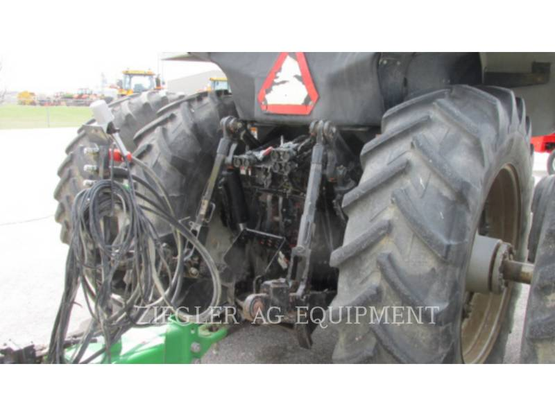 AGCO-WHITE/NEW IDEA TRACTORES AGRÍCOLAS 6124 equipment  photo 17