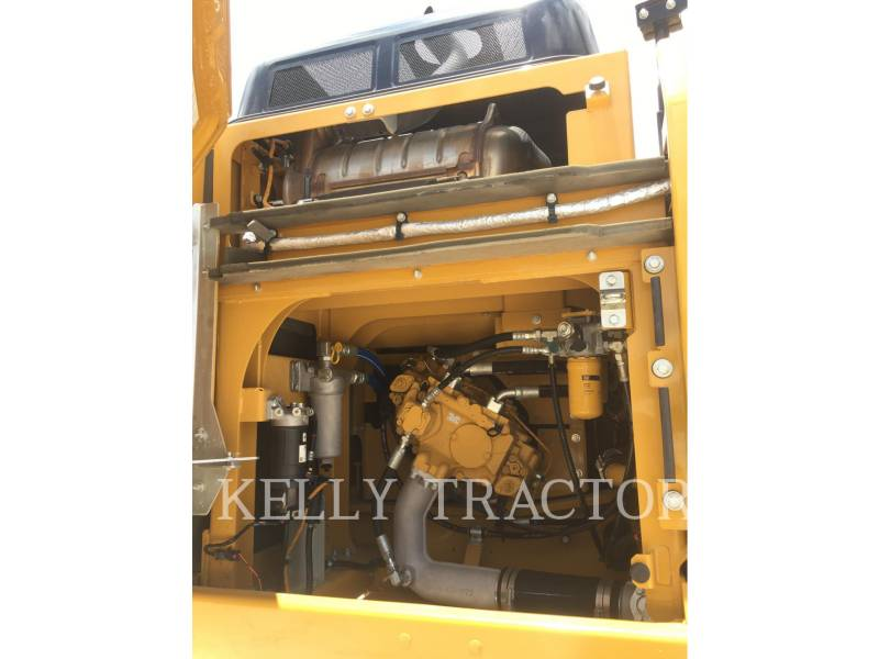 CATERPILLAR KETTEN-HYDRAULIKBAGGER 326FL equipment  photo 10