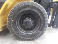 MITSUBISHI CATERPILLAR FORKLIFT MONTACARGAS 2P5000 equipment  photo 7