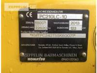 KOMATSU LTD. EXCAVADORAS DE CADENAS PC210-10 equipment  photo 2