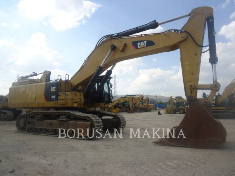 CATERPILLAR TRACK EXCAVATORS 390DL equipment  photo 3