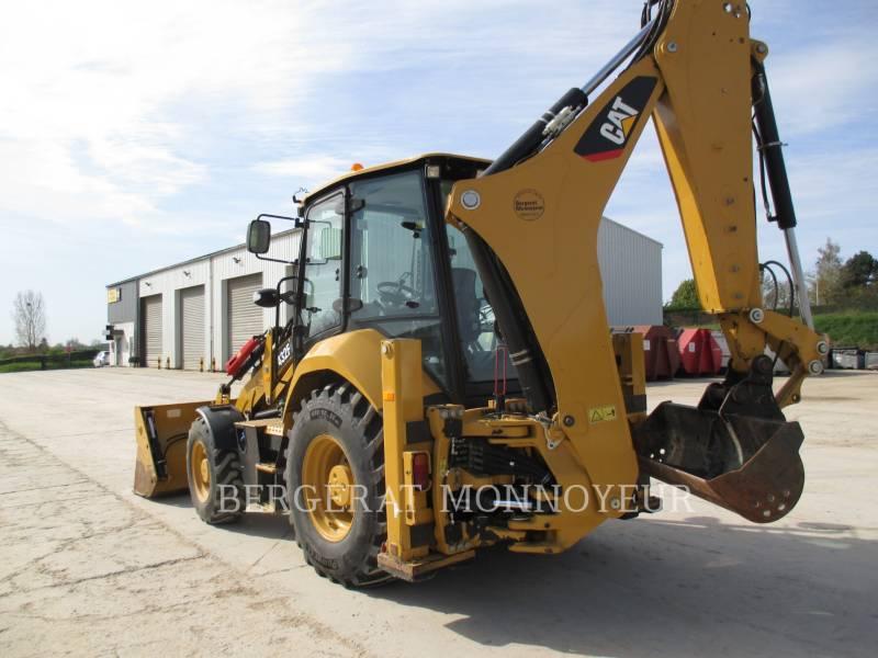 CATERPILLAR RETROEXCAVADORAS CARGADORAS 432F2 equipment  photo 4