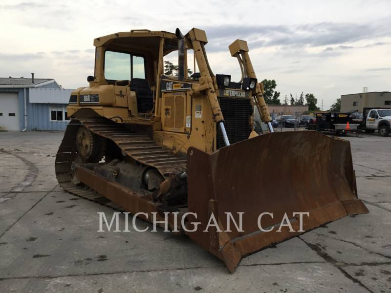 CATERPILLAR TRACK TYPE TRACTORS D6RX equipment  photo 2
