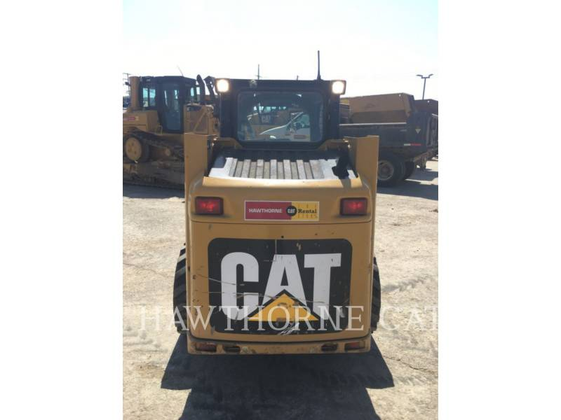 CATERPILLAR AIR COMPRESSOR 226B3 equipment  photo 3