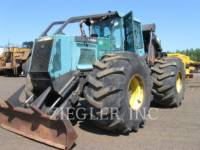 Equipment photo TIMBERJACK INC. 460 BOSBOUW - SKIDDER 1