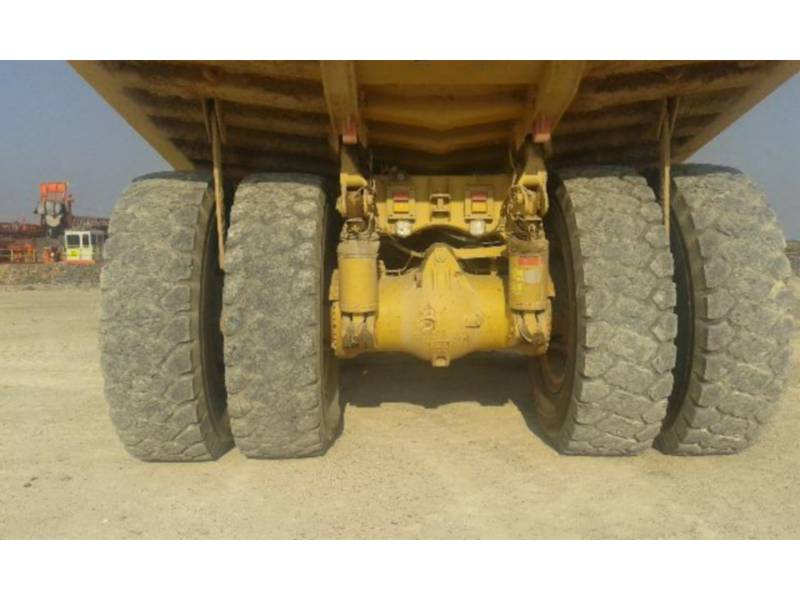 CATERPILLAR MINING OFF HIGHWAY TRUCK 777DLRC equipment  photo 8