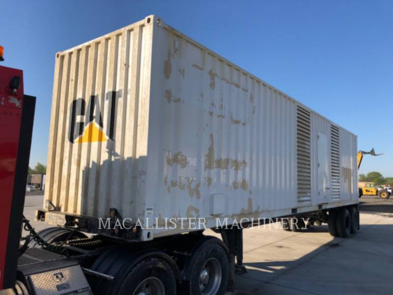 CATERPILLAR PORTABLE GENERATOR SETS C27 equipment  photo 22