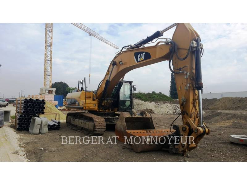 CATERPILLAR TRACK EXCAVATORS 336DLN equipment  photo 2