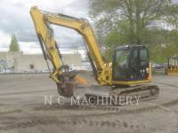 CATERPILLAR TRACK EXCAVATORS 308E CRSB equipment  photo 1