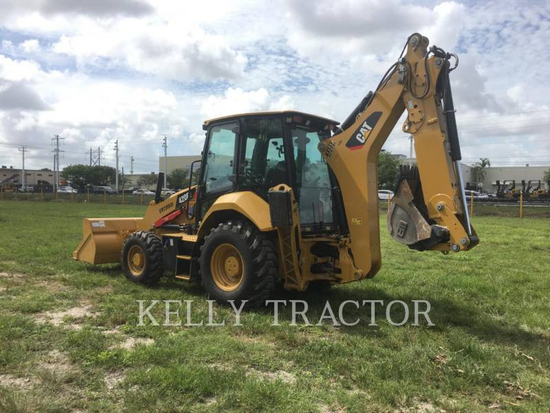CATERPILLAR BACKHOE LOADERS 420F2ST equipment  photo 3