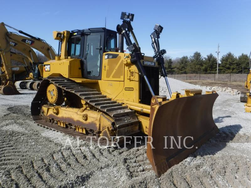 CATERPILLAR TRATTORI CINGOLATI D6TLGPVP equipment  photo 2