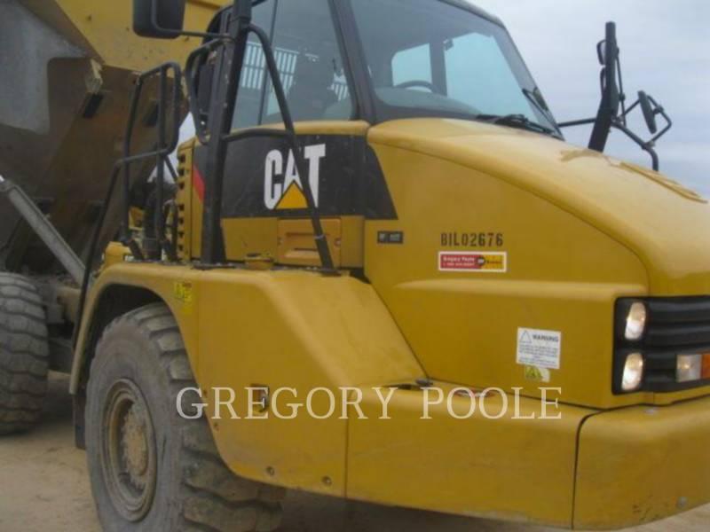 CATERPILLAR ARTICULATED TRUCKS 725 equipment  photo 14