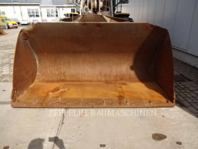 CATERPILLAR RADLADER/INDUSTRIE-RADLADER 938M equipment  photo 23
