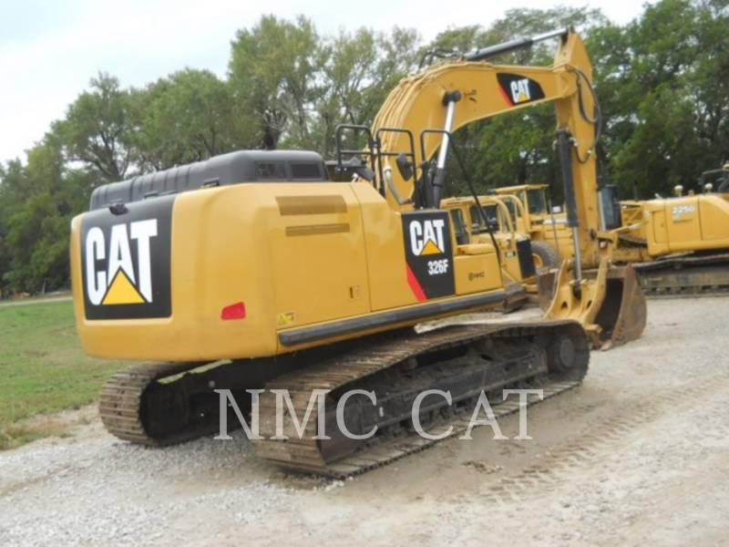 CATERPILLAR TRACK EXCAVATORS 326F equipment  photo 4
