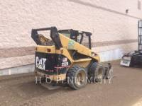 CATERPILLAR MINICARGADORAS 252B equipment  photo 2