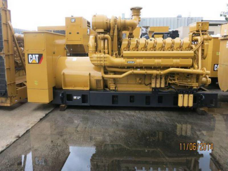 CATERPILLAR STATIONARY GENERATOR SETS C175 equipment  photo 3