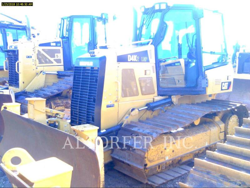 CATERPILLAR TRACK TYPE TRACTORS D4K2 LGP equipment  photo 5