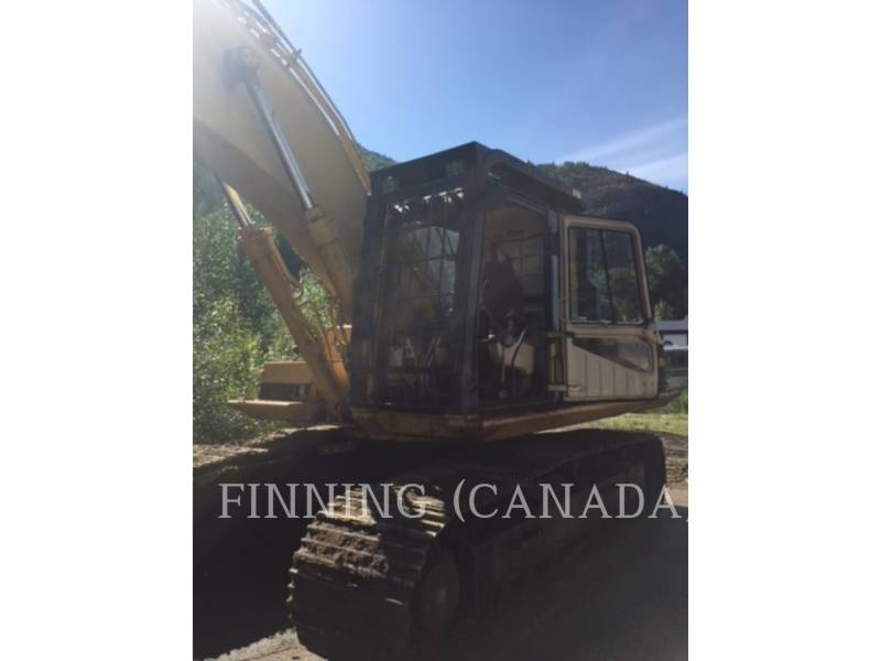 CATERPILLAR TRACK EXCAVATORS 330BL equipment  photo 3